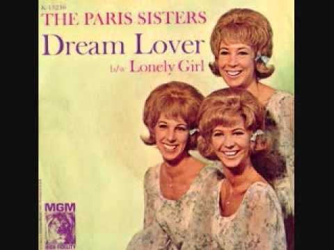 The Paris Sisters - Dream Lover (1964)