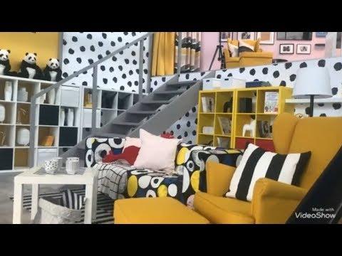 ИКЕА. Обзор. Интерьеры, мебель и другое.