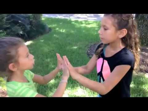 Miss Mary Mack Hand Clapping Game