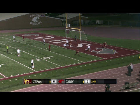 DHS Boys Soccer vs. Natchitoches Central - 2019 LHSAA Division II Playoffs - Round 1