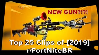 Top 25 Clips of 2019 from r/fortnitebr