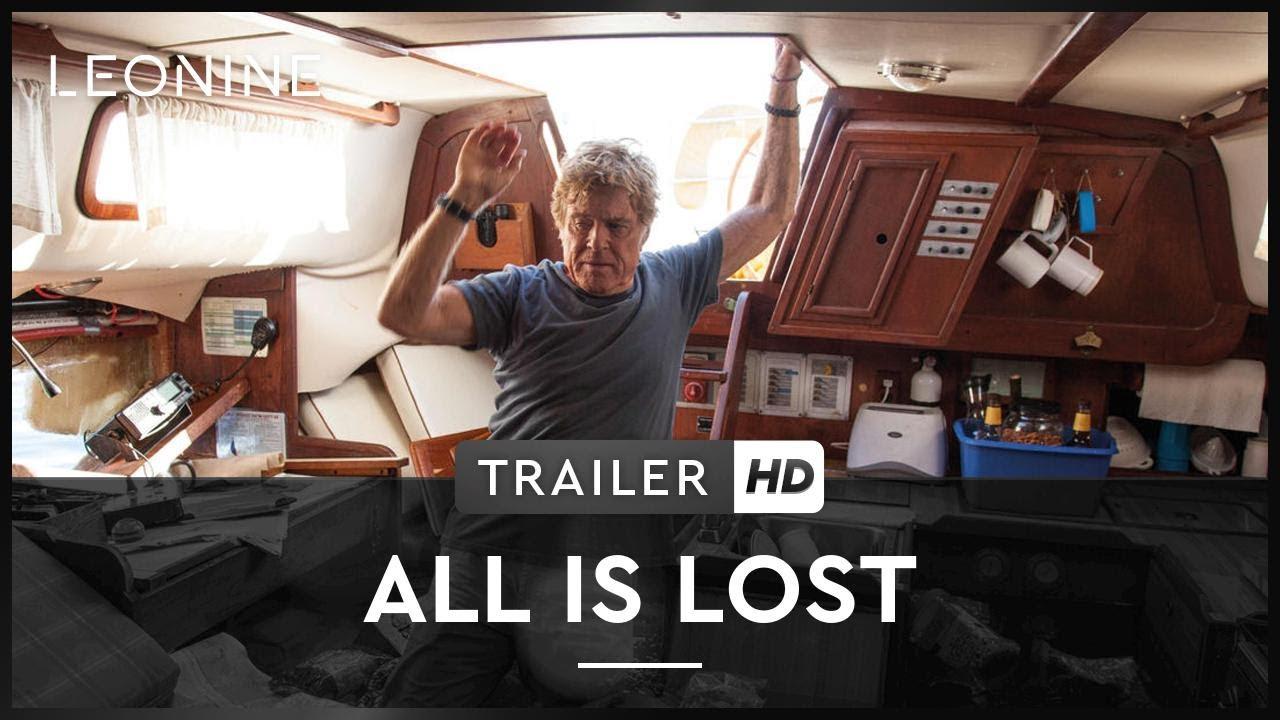 All Is Lost - Trailer (deutsch/german)