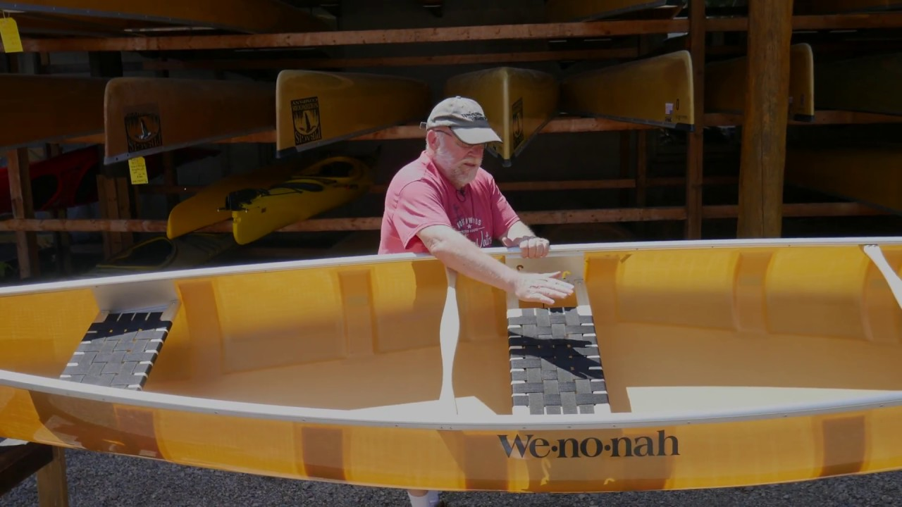 Solo Plus 16 ' 6 Solo/Tandem Canoe By Wenonah | Boundary Waters Catalog
