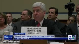 Sen. Meekhof addresses conclusion of Flint hearings