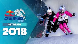 Everything You Can Expect From Red Bull Crashed Ice 2018