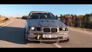 Моя легальная Е36 с двигателем V8 | История проекта | BMWeast Garage
