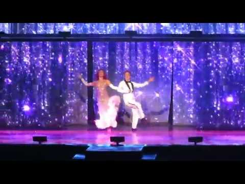 DWTS Tour 2018: Light Up the Night- Frank Sinatra Number