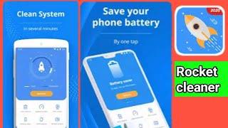 New best app for Android|| Rocket cleaner app|| system optimizer app|| phone cleaner app|| screenshot 2
