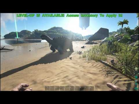 "Ark: Survival Evolved, ""Learning The Basics"" Ep. 1"