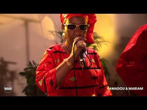 Amadou & Mariam Boiler Room London Live Set