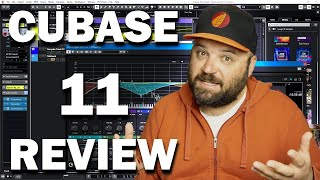 Cubase 11 REVIEW!!! What's New?!?