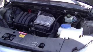 Mercedes B200 hard strart