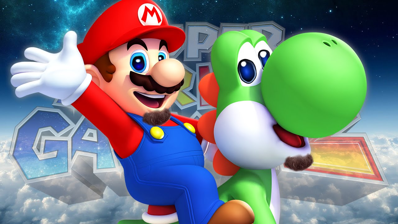 Download Super Mario Galaxy 2 - Part 1 (FACESHIP!)
