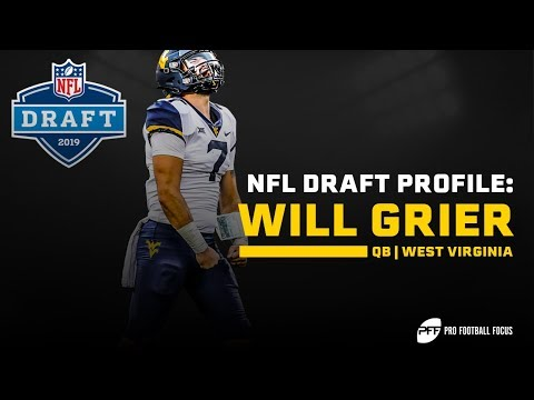 NFL Draft Profile: Will Grier | PFF