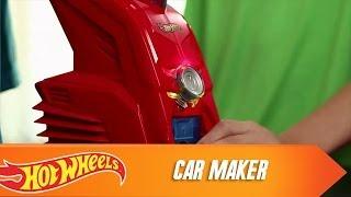 HOT WHEELS® CAR MAKER | @Hot Wheels