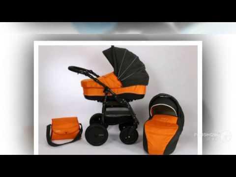Детские коляски_ официальный сайт новые