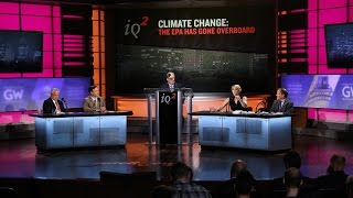 Climate Change: The EPA Has Gone Overboard (Full Debate)