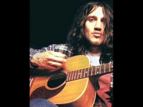 John Frusciante - Time Goes Back (acoustic)