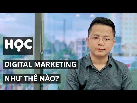 Học Digital Marketing hiệu quả nhất bằng cách nào? | Marketing | Thầy Giáo Mưa