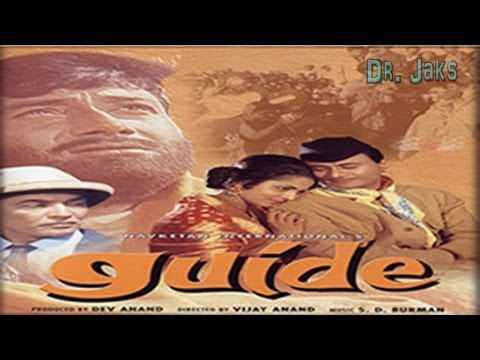Guide full movie ft. Dev Anand & Wahida Rahman ( by Dr. Jaks )