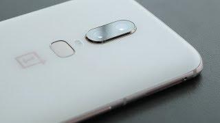 Das ist das OnePlus 6 in Silk White!