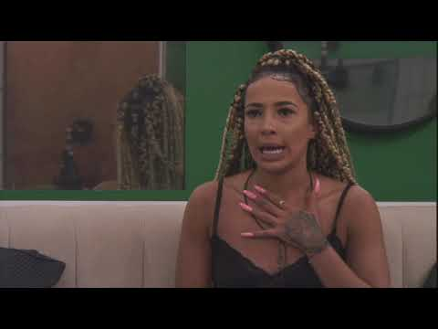 Kenaley tells Anamelia it is always about you  Big Brother 2018