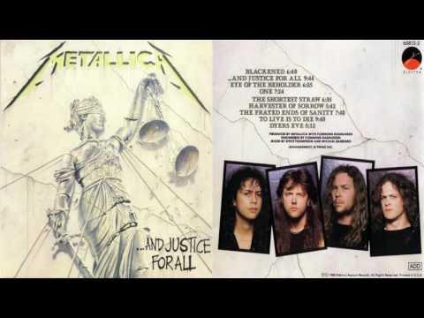 Metallica  Harvester Of Sorrow Remastered