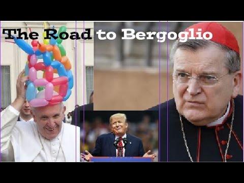 The Road to Bergoglio: It's Back Burke Time