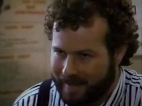 """""""Patient Zero"""" Randy Shilts Interview, 1987 - HIV AIDS"""