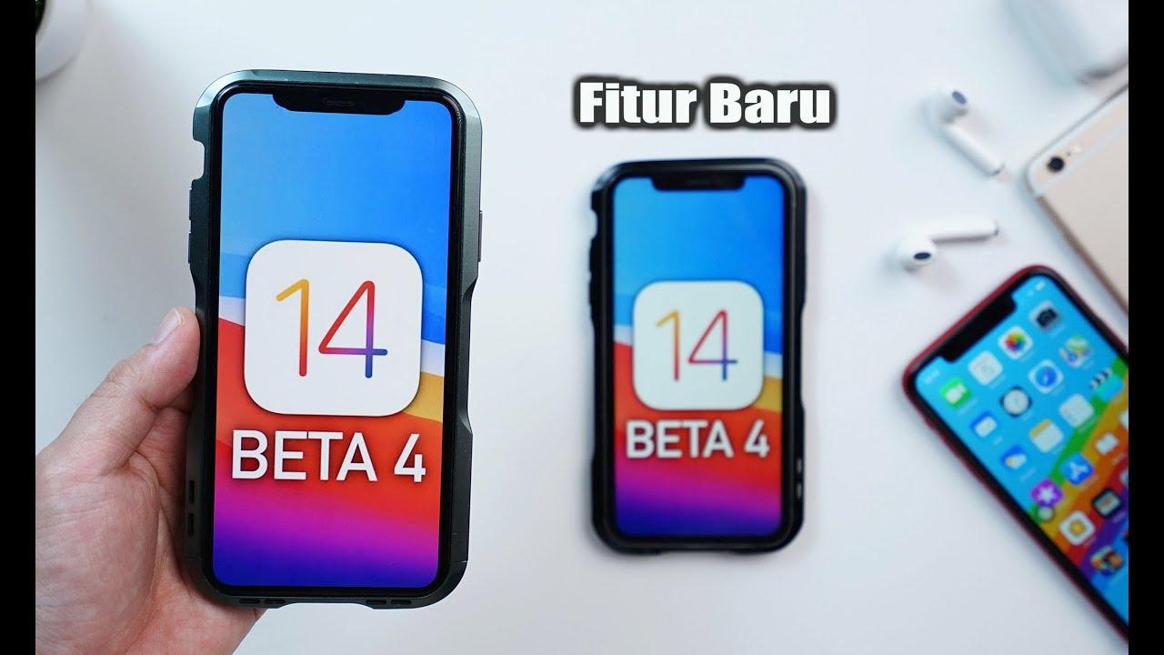 iOS 14 Beta 4 Sudah dirilis! Apa yang Baru ?