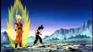Broly Vs. Goku Rock Breaking Benjamin