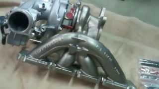 2011 VW GTI: Episode 45 Vlog: APR K04 Unboxing