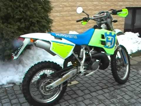 husqvarna wr 250 youtube. Black Bedroom Furniture Sets. Home Design Ideas