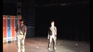 Footloose Act 1, Solihull College, Performing Arts