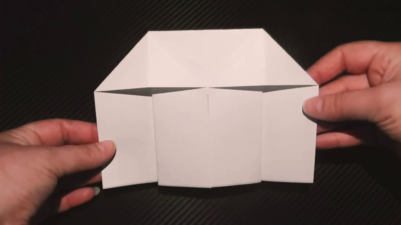 Origami Finger Puppets Photo Tutorial - Paper Kawaii | 720x1280