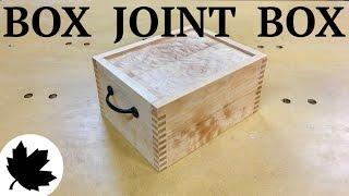 Box Joint Box