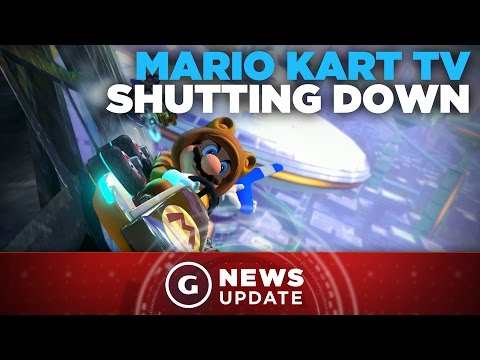 Mario Kart TV Is Shutting Down - GS News Update