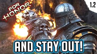FOR HONOR Storyline ► One Woman Army - Knights Campaign - Chapter 1.2