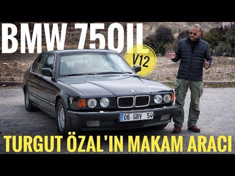 BMW 750iL (E32); Turgut Özal'ın Başbakanlık Zırhlı Makam Aracını İnceliyoruz