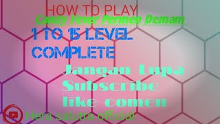 How To Play Candy Fever On Android || Candy Fever offline screenshot 3