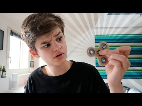 diy fidget spinner aus holz oskar youtube. Black Bedroom Furniture Sets. Home Design Ideas