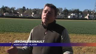 Yvelines | Les agriculteurs font face à la crise sanitaire du Covid-19