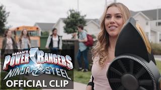 Power Rangers   Ninja Steel Exclusive Official Clip - Return of the Prism