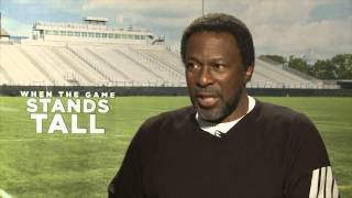 When The Game Stands Tall - Fr. Mark Interviews Director Thomas Carter