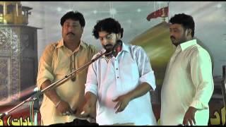 Zakir Mushtaq Shah Jhang  2 Shawwal 2015 Aali Sadaat