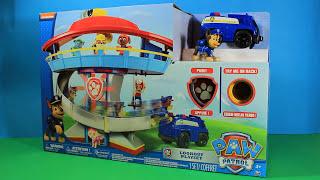 מפרץ ההרפתקאות - צעצוע של מגדל התצפית Paw Patrol Lookout