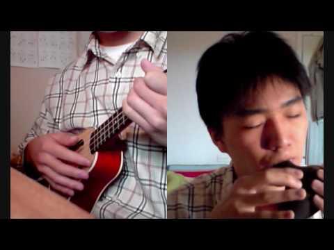 13 Jours en France (ocarina + ukulele)