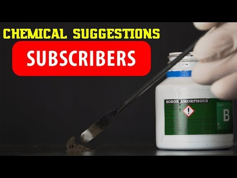 🔥 HOT 6 Chemical Reactions From Subscribers