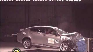 ► 2012 MG6 1.8 Turbo [CRASH TEST]