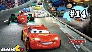 Disney Pixar Cars 2: Airport Showdown Hunter - Cars 2 Video Game